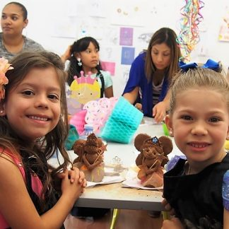 ART PARTIES FOR KIDS & ADULTS